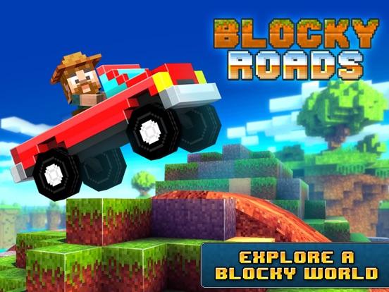 Blocky Roads Скриншоты7