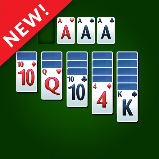 Solitaire by Big Fish icon