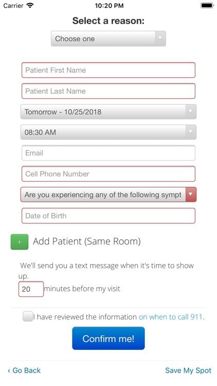 Beacon MedPoint Urgent Care screenshot-4