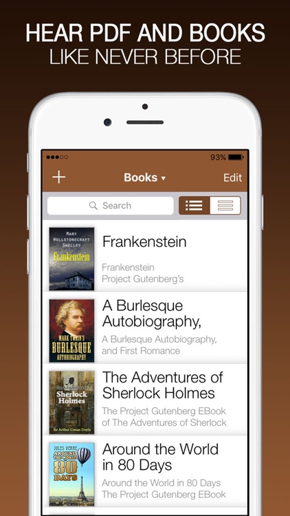 vBookz Audiobooks screenshot-0