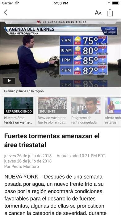 Telemundo 47 for Windows
