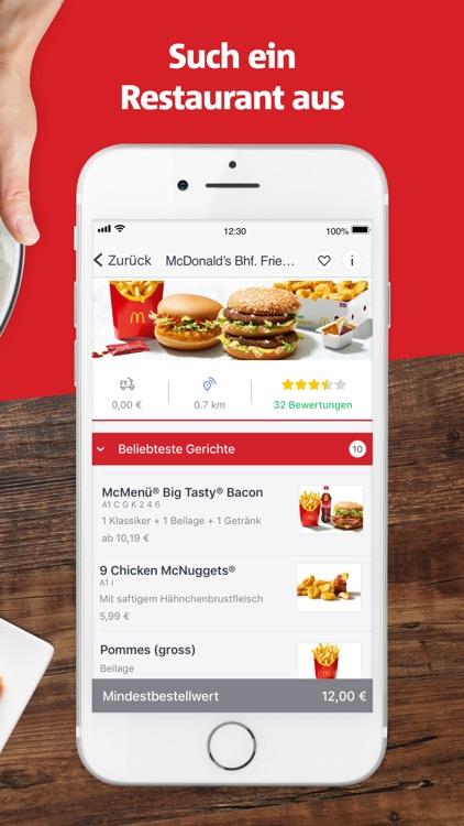 Lieferheld | Essen bestellen
