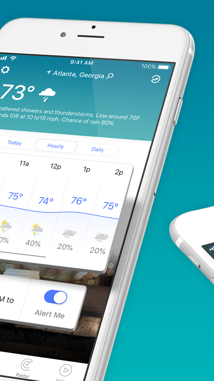 The Weather Channel: Live Maps Screenshot