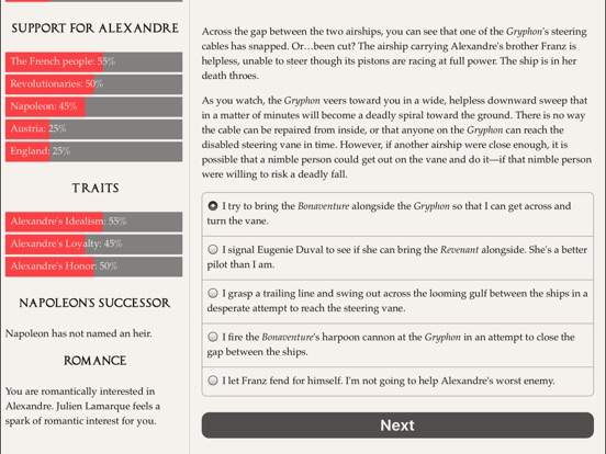 Choice of Games screenshot 8