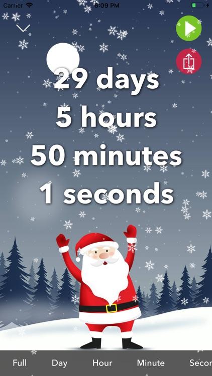 Christmas Countdown 2020 screenshot-7