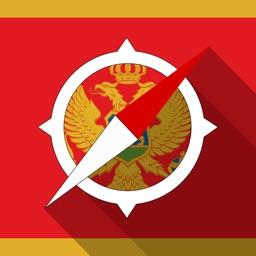 Montenegro Offline Navigation