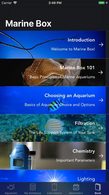 Marine Box screenshot-7