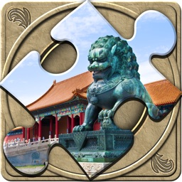 FlipPix Jigsaw - China