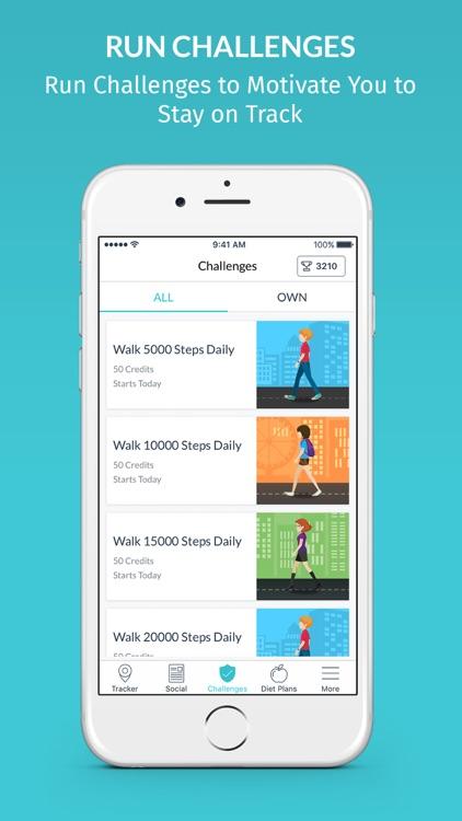Run for Weight Loss by MevoFit screenshot-3