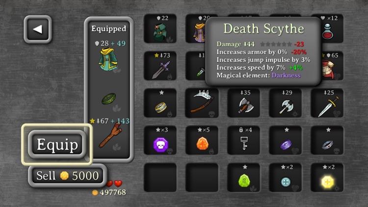 Magic Rampage screenshot-5
