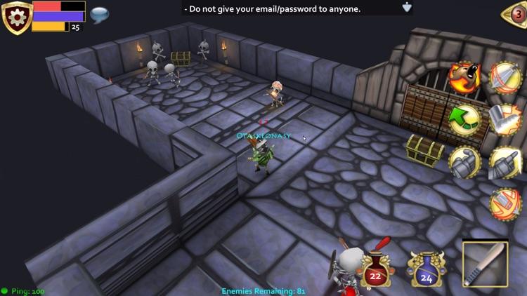 Pocket Legends screenshot-3