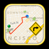 GPS Driving Route®