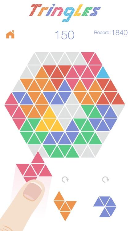 Tringles™ screenshot-4