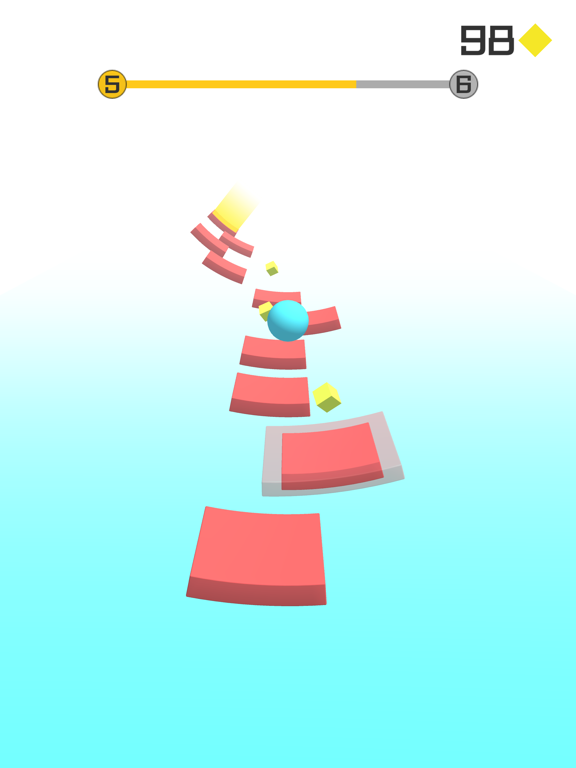 Twisty Bounce! screenshot 8