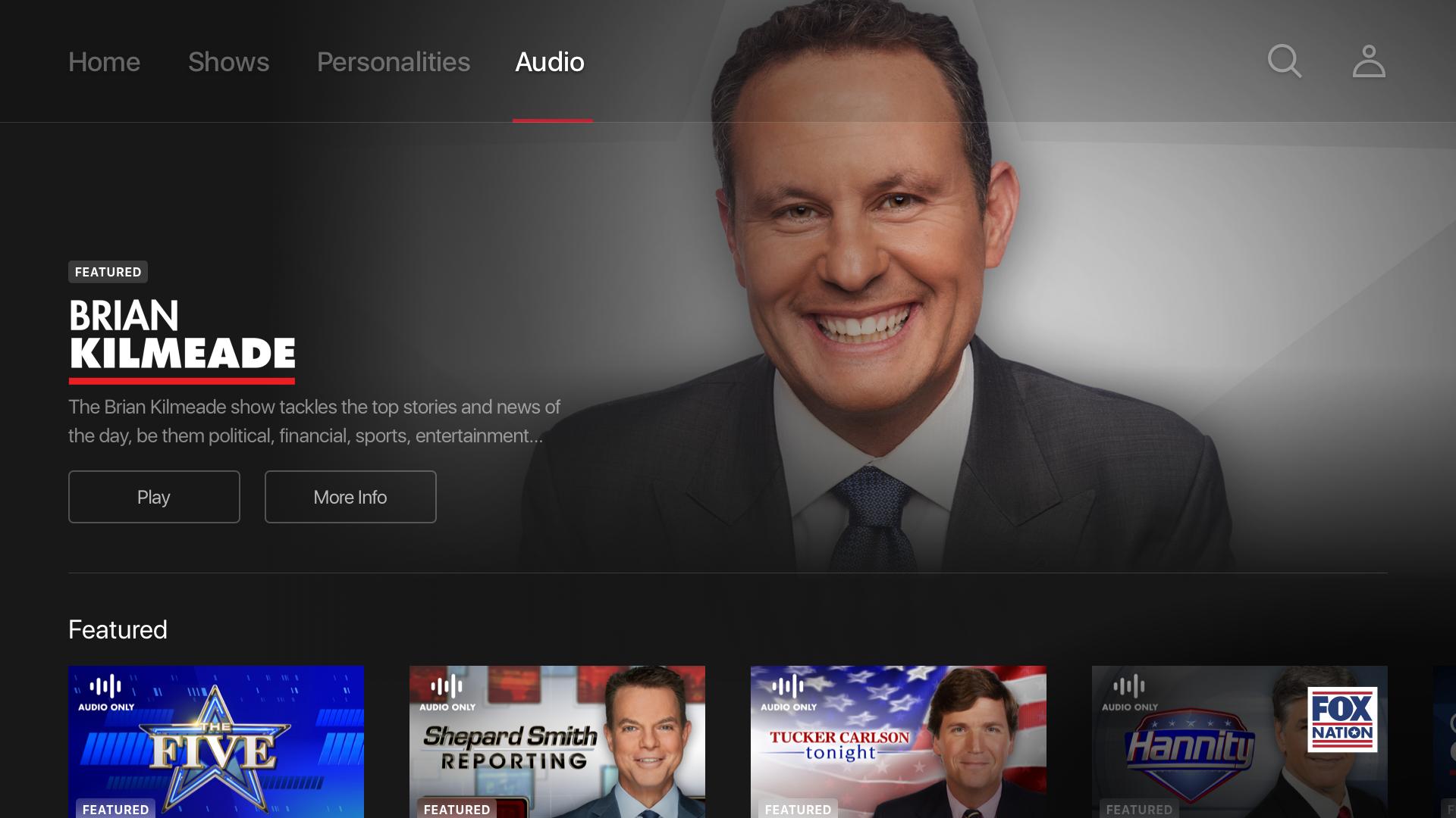 Fox Nation: Celebrate America screenshot 17