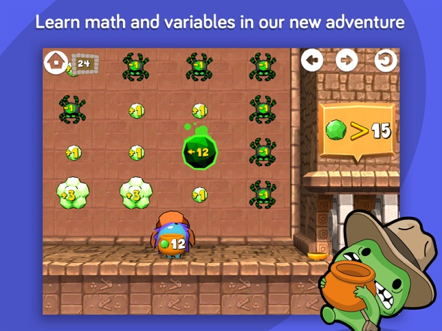 The Foos Coding 5 Make Games Kids Learn Programming