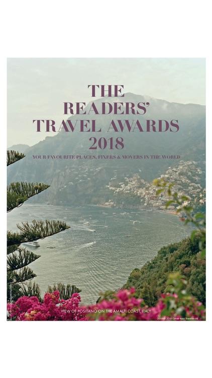 Condé Nast Traveller Magazine screenshot-4