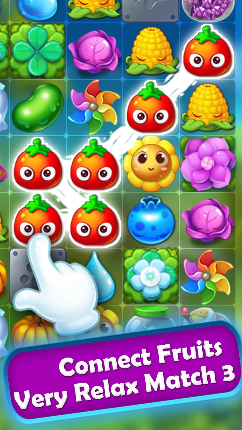 Fruit Splash Hero – Farm Blast