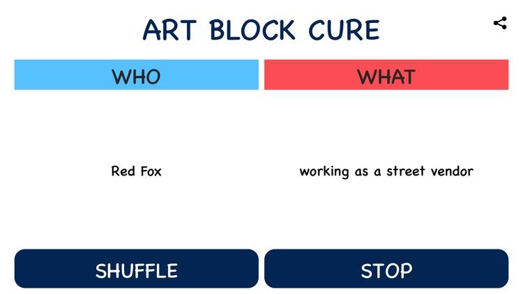 Art Block Cure