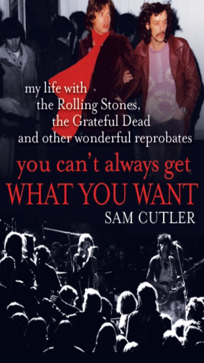 Rolling Stones Tour Memoir