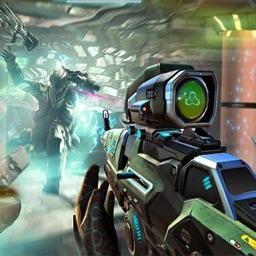 Robots War Shooting Battle