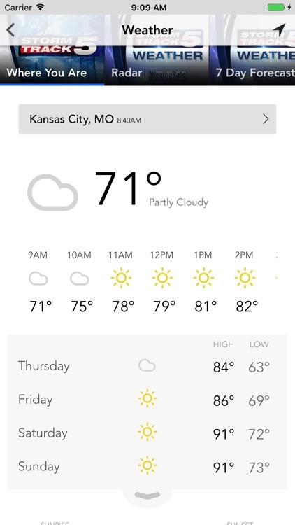 KCTV5 - Kansas City News screenshot-3