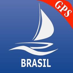 Brasil GPS Nautical Charts