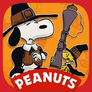 A Charlie Brown Thanksgiving app