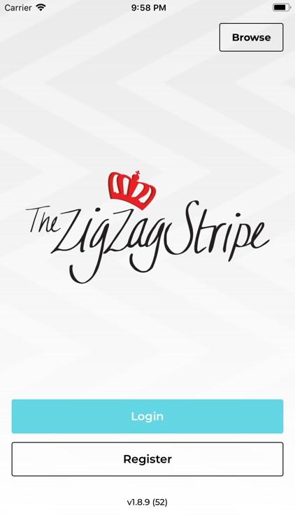 ZigZag Stripe Boutique