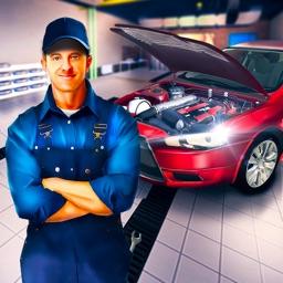 Fix Car: Mechanic Simulator
