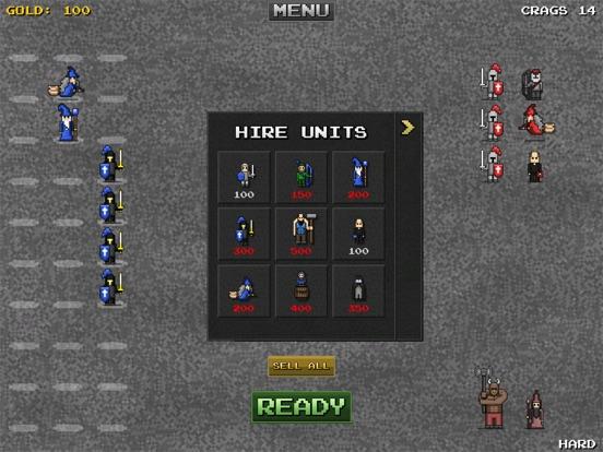 Screenshot #3 for 8bitWar: Netherworld