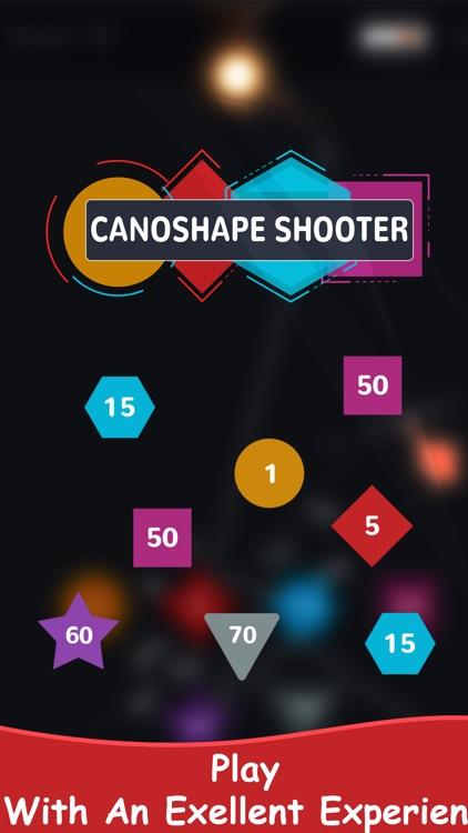 CanoShape Shooter