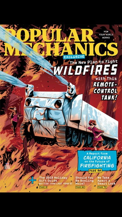 Popular Mechanics Magazine Us review screenshots