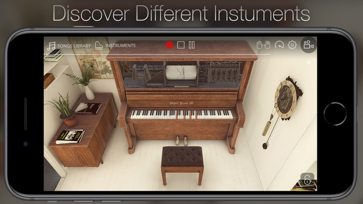 Piano 3D - Ultimate Piano App screenshot-3