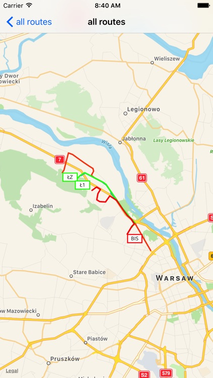 Warsaw Public Transport screenshot-4