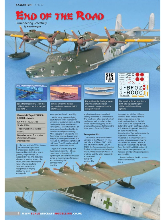 Scale Aircraft Modelling screenshot 7
