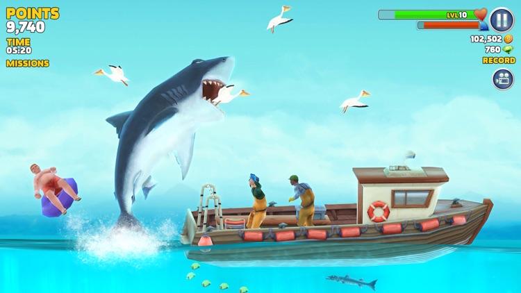 Hungry Shark Evolution screenshot-4