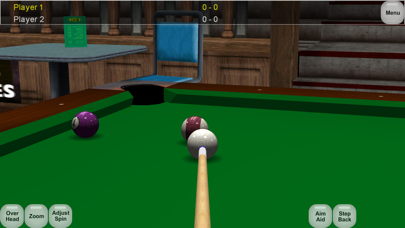 Virtual Pool Lite screenshot four