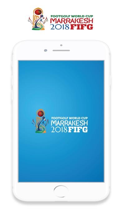 FIFG World Cup App screenshot one