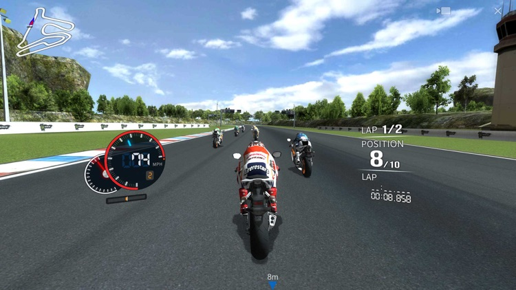 Real Moto screenshot-1