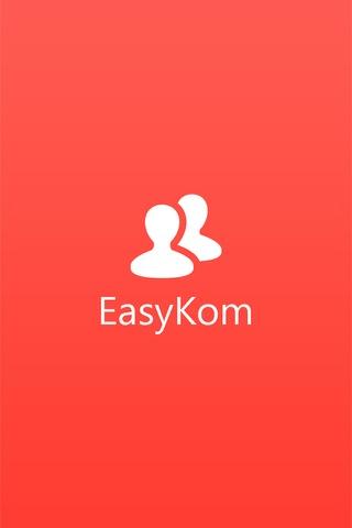 EasyKom - náhled