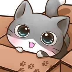 cat room cute cat games on the app store. Black Bedroom Furniture Sets. Home Design Ideas