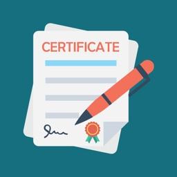 All Certificate Maker,Designer