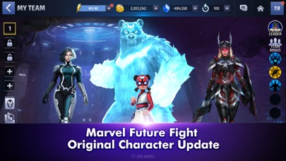 download MARVEL Future Fight