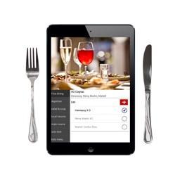 eMenu for Restaurant