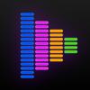 Attribute - イコライザー:音楽プレーヤーとビジュア アートワーク