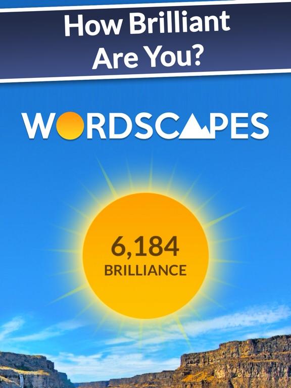 Screenshot #5 for Wordscapes