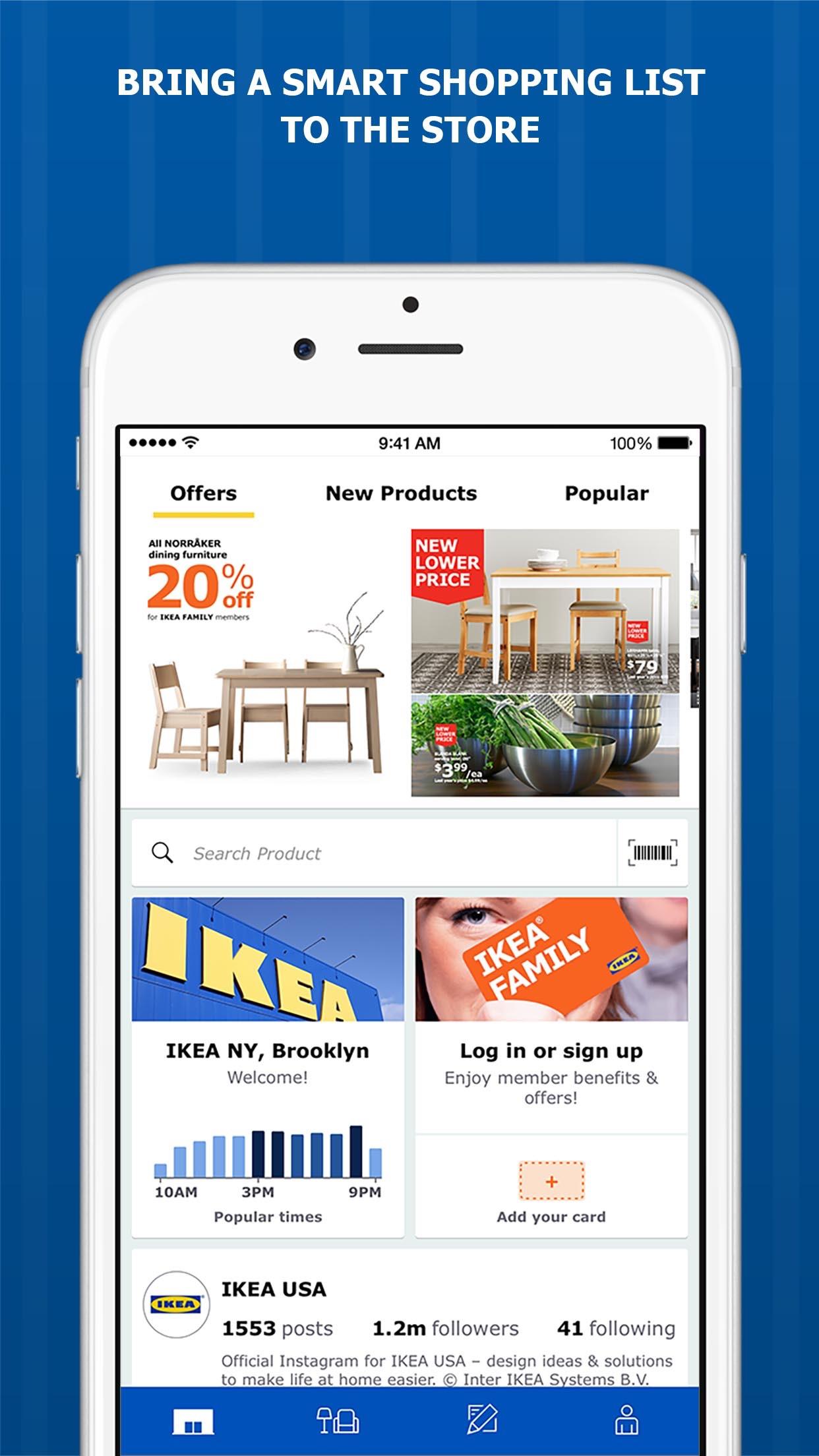 IKEA Store Screenshot