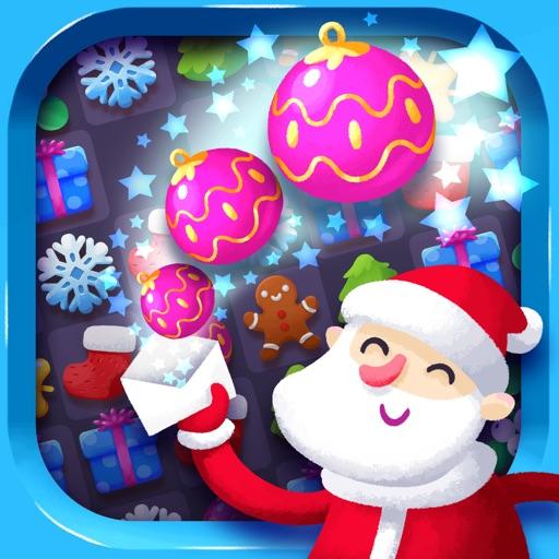 Santas Puzzle Cards