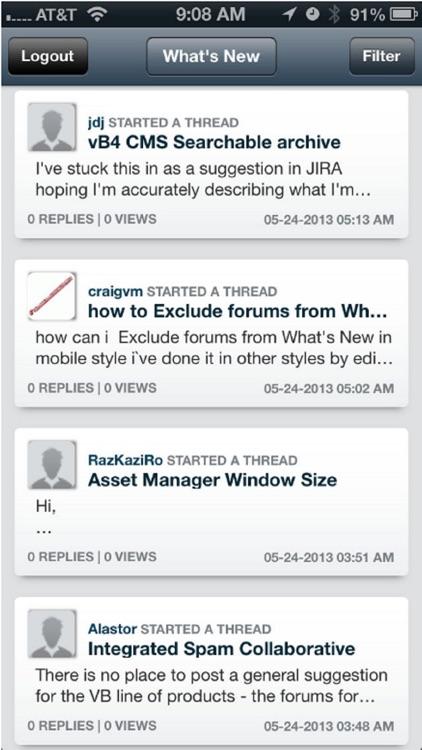 vBulletin Community Forum by vBulletin Solutions, Inc